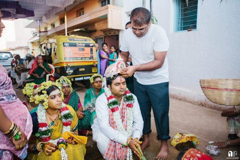 Candid Wedding Photography in Hubli