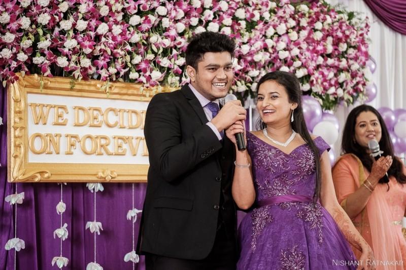 Rupali and Akshay