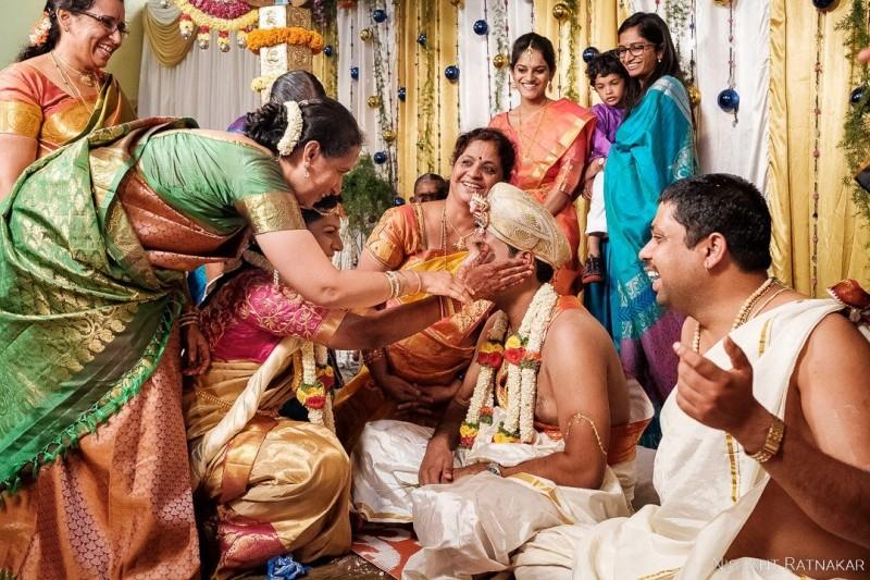 Archana and Raghuraj