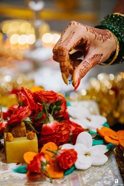 A wedding in Tumkur