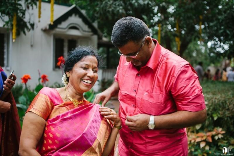 Dhanya and Karthik