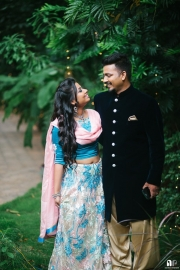 Dhanya and Karthik