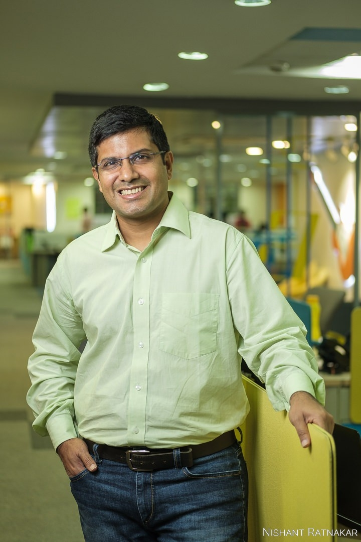 Rahul Chari, CTO of PhonePe.