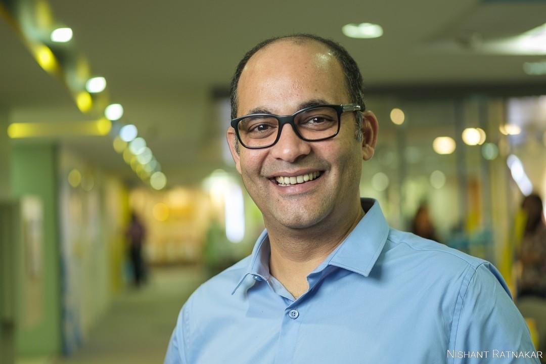 Sameer Nigam, CEO of PhonePe.