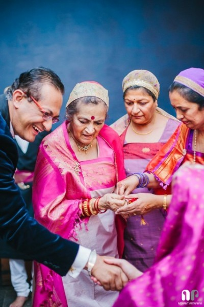 Kodava Wedding at the Tamarind Tree Bengaluru