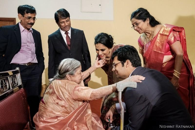 A Konkani Tamilian Wedding
