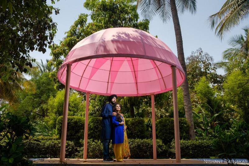 Prewedding Couple Shoot at Elements Bangalore