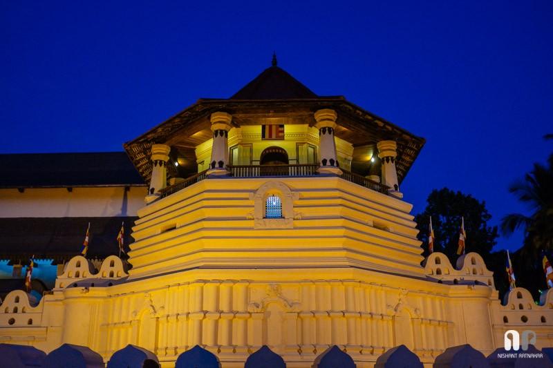 Kandy Buddha Temple