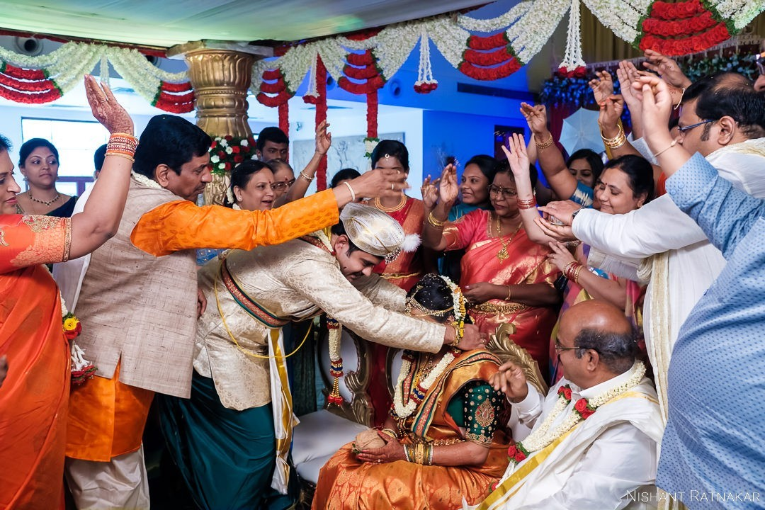 Telugu Wedding Rituals Step By Step