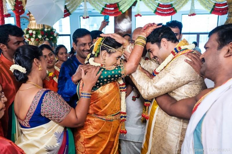 Telugu Arya Vysya Wedding