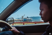 Driving in Port Blair