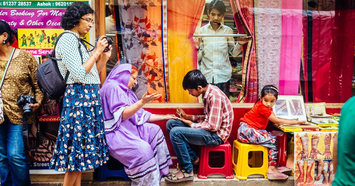 Bangalore Pete Photo Walk
