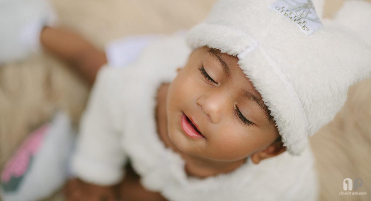 Bangalore baby portraits photographer