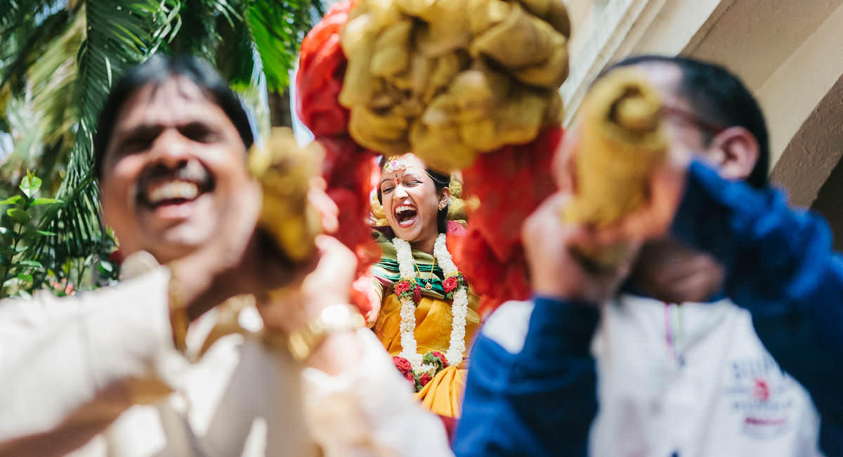 bangalore candid wedding photographer