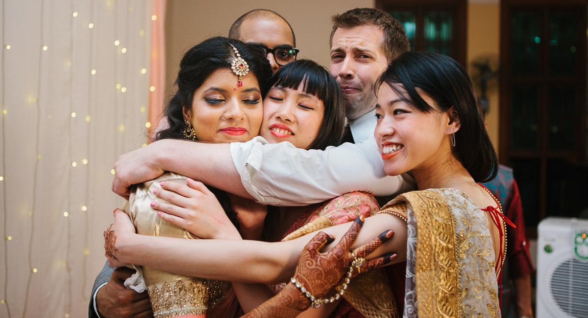 NRI Candid Wedding Photographer Bangalore