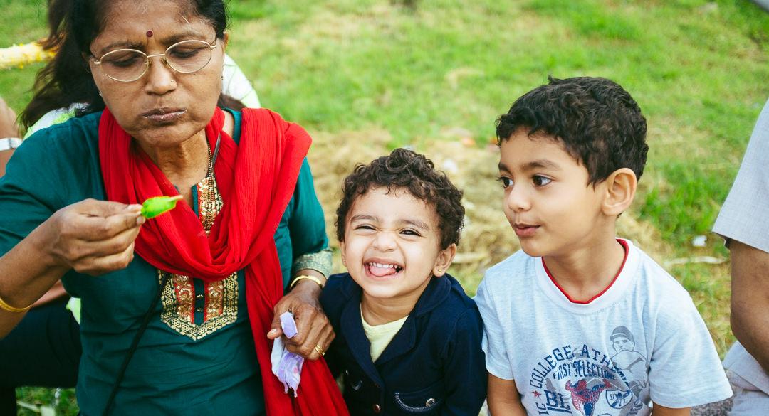 Candid photograph at Lalbagh botanical gardens. Bengaluru. August 2014.