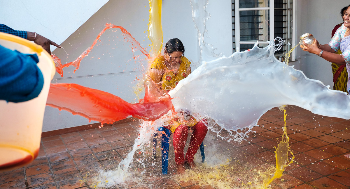 Candid Telugu Wedding Photographer