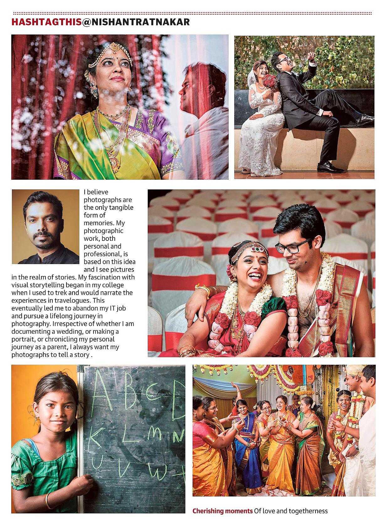 Featured in The Hindu | Nishant Ratnakar Photography